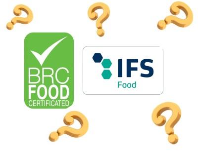 Gli standard di qualità IFS e BRC